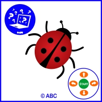 ABC ROBOT PROGRAM - Hra LIENKA