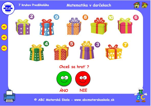 Vianočná matematika