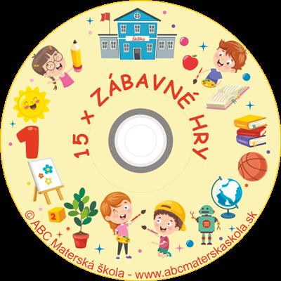 Zábavné vzdelávanie z ABC školičky pre vaše detičky