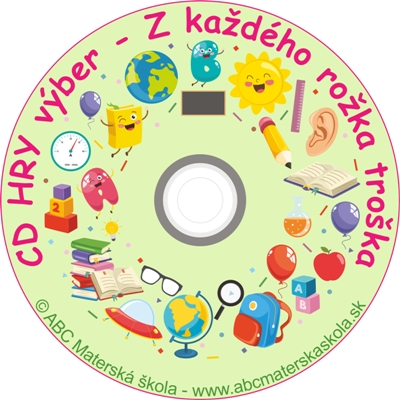 CD HRY VÝBER