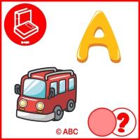 obrázková abeceda od A po F