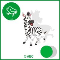 exotické zvieratá 1 - hra tiene