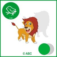exotické zvieratá 4 - hra tiene