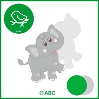 exotické zvieratá 5 - hra tiene