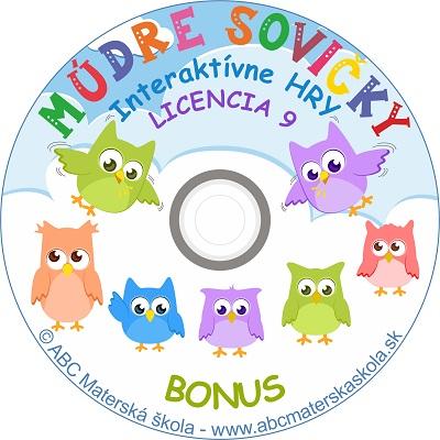 Interaktívne vzdelávanie z ABC školičky pre vaše detičky