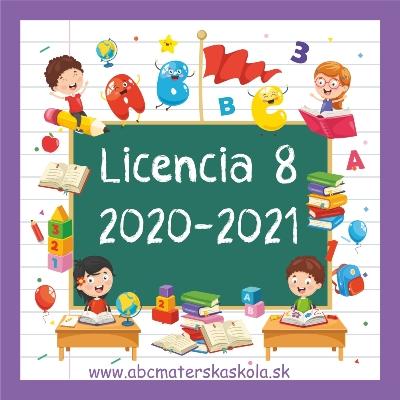 LICENCIA 8 - Nový ŠVP