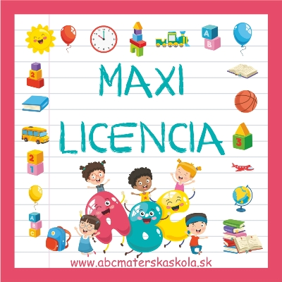 MAXI LICENCIA